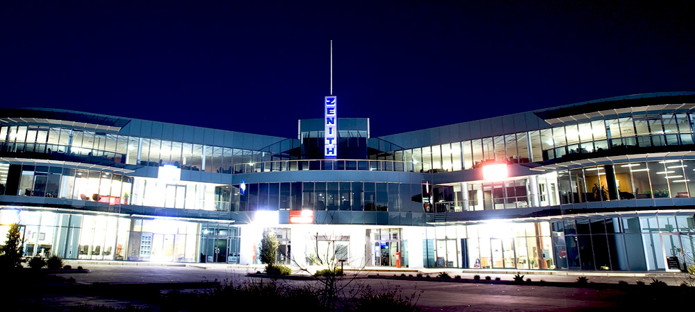 Zenith service centre
